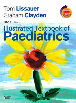 Illustrated Textbook Of Paediatrics: With STUDENT CONSULT Online Access By Tom • 4.16£