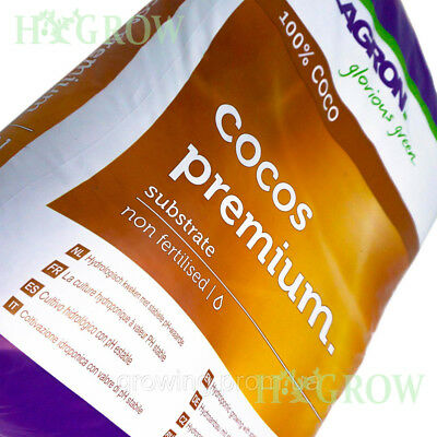 Plagron Cocos Premium Grade 50L Excellect Plant Growth, Canna Coco Profesional  • 16.95£