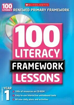 £5.49 • Buy Year 1 (100 Literacy Framework Lessons) By Tomlinson, Fiona Mixed Media Product