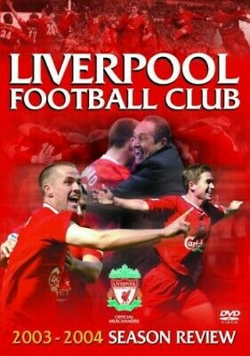 £20.98 • Buy Liverpool FC: End Of Season Review 2003/2004 [DVD] - DVD  JGVG The Cheap Fast