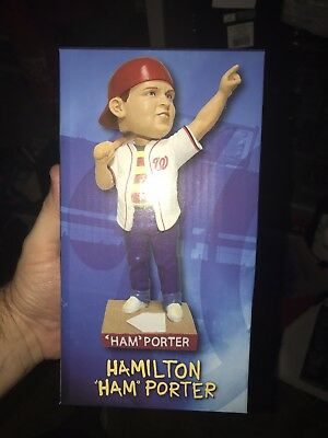 $ CDN158.59 • Buy Washington Nationals SPH Sandlot Bobblehead Ham Porter