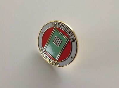 Prison Detention Custody Correction Officer Pin Badge HMP Service Jail Happiness • 4.50£
