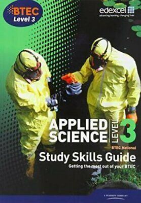 £20.72 • Buy BTEC Level 3 National Applied Science Study Guide 9781846905636   Brand New