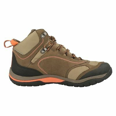 Ladies Clarks Lightweight Walking Boots Intour Route GTX • 89.99£