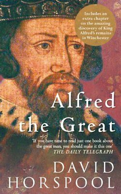 Alfred The Great By David Horspool • 2.69£