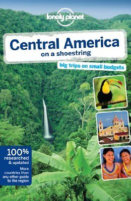 £3.10 • Buy Lonely Planet Central America On A Shoestring (Travel Guide) By Lonely Planet,M
