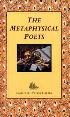 £3.59 • Buy Metaphysical Verse (Collector's Poetry Library) Hardback Book The Cheap Fast