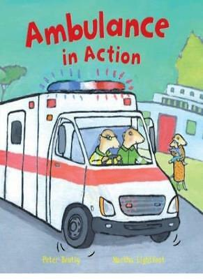 £2.61 • Buy Ambulance In Action By Peter Bently