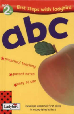 ABC (First Steps With Ladybird), Lesley Clark, Used; Good Book • 3.29£