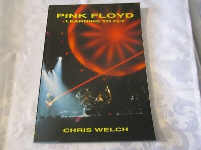 Pink Floyd : Learning To Fly By Chris Welch (Paperback, 1994) • 6.58£