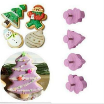 £2.81 • Buy Baby Theme Cookie Cutter 3D Plunger Cutters For Fondant 6A
