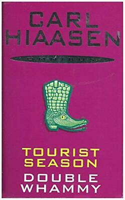 £5.49 • Buy Tourist Season/Double Whammy By Hiaasen, Carl Paperback Book The Cheap Fast Free