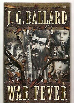 £5.49 • Buy War Fever And Other Stories By J. G. Ballard Hardback Book The Cheap Fast Free