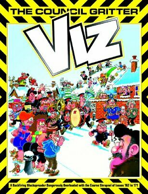 £4.99 • Buy Viz: The Council Gritter (Annual) By Viz Hardback Book The Cheap Fast Free Post
