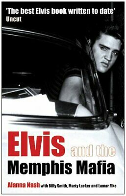 Elvis And The Memphis Mafia By Nash, Alanna Paperback Book The Cheap Fast Free • 9.99£
