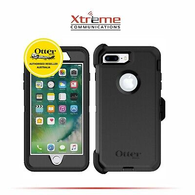 AU77 • Buy Otterbox Defender Series Case For IPhone 8 Plus/7 Plus Black(WITH FREE GIFT)