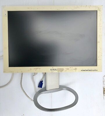 Xerox Monitor XA3 19WX 19 Adjustable Height 900W 2008 O 3500