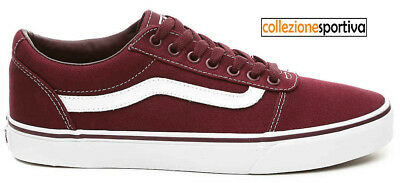 vans bordeaux old skool donna