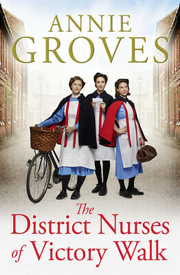 £3.36 • Buy The District Nurse: The District Nurses Of Victory Walk By Annie Groves