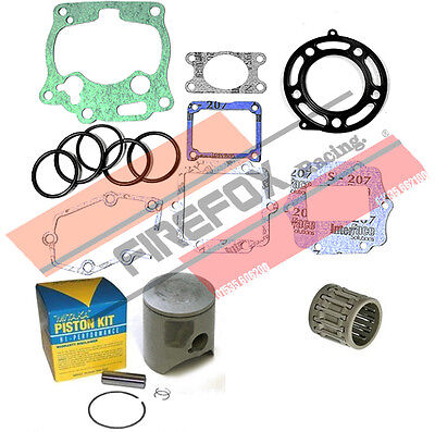 $84.24 • Buy Kawasaki KX125 KX 125 2003 - 2014 54mm Bore Mitaka Top End Rebuild Kit