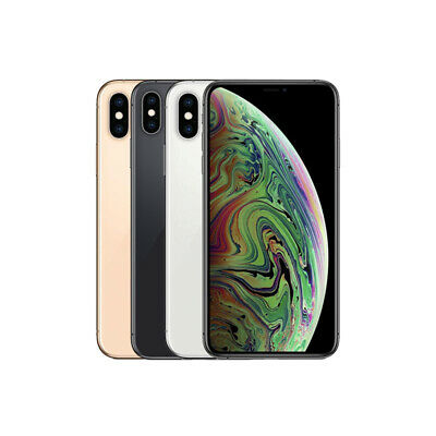 View Details Apple IPhone XS Max - 64GB 256GB 512GB - Unlocked Smartphone Various Colours • 649.99£
