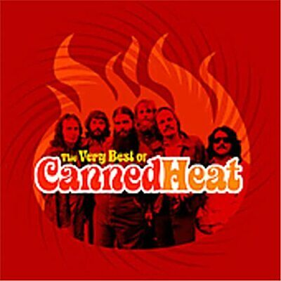 Very Best Of Canned Heat -  CD TQVG The Cheap Fast Free Post The Cheap Fast Free • 4.21£