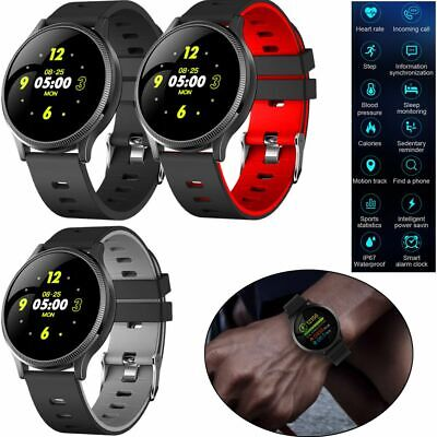 AU57.99 • Buy Bluetooth Smart Watch Sports Bracelet Sleep Monitor For IPhone XS Samsung Galaxy