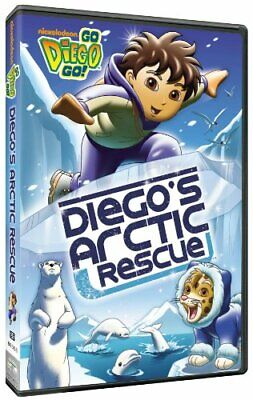 £3.63 • Buy Go Diego Go!: Diego's Arctic Rescue [DVD] - DVD  E0VG The Cheap Fast Free Post