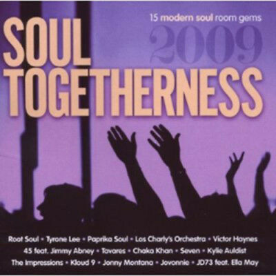 Various Artists : Soul Togetherness 2009 CD (2009) ***NEW*** Fast And FREE P & P • 12.79£