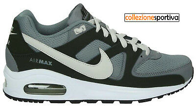 on sale 2d058 57139 SCARPE UOMO DONNA NIKE AIR MAX COMMAND FLEX (GS)- 844346-006