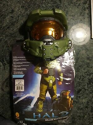 master chief halo costume