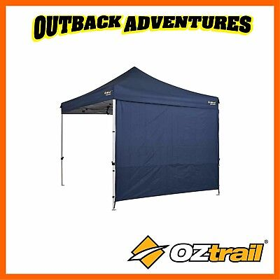 AU95.80 • Buy 2 X OZTRAIL HEAVY DUTY 3M DELUXE GAZEBO SOLID SIDE WALL  BLUE NEW MODEL