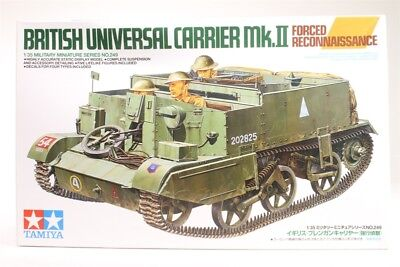 £14.99 • Buy Tamiya 1/35 Scale Universal Carrier Mk.II Forced Recon