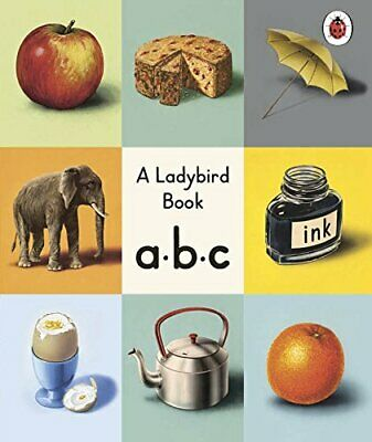 £9.71 • Buy A Ladybird Book: ABC: A Vintage Gift Edition By Robinson, G W Book The Cheap