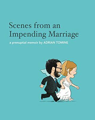 £5.49 • Buy Scenes From An Impending Marriage: A Prenuptial Me... By Tomine, Adrian Hardback