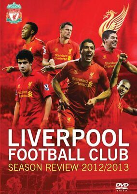£5.51 • Buy Liverpool - End Of Season Review 12/13 [DVD] - DVD  GOVG The Cheap Fast Free