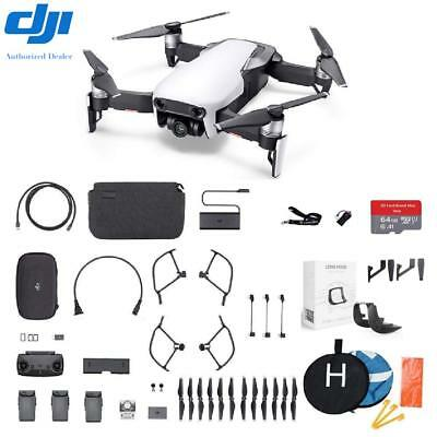 AU874.49 • Buy DJI Mavic Air Fly More Combo Plus Starter Kit Bundle Arctic White