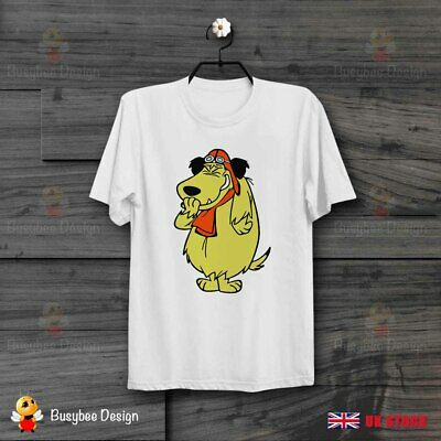 Muttley Dastardly Dog Cartoon  UNISEX T Shirt B747 • 6.99£