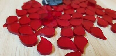 Wargaming Wargames Wound Markers Acryllic Blood Drops X10 Pcs  • 2.99£
