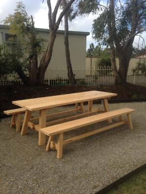 AU1200 • Buy Natural Cypress Rustic Outdoor Setting
