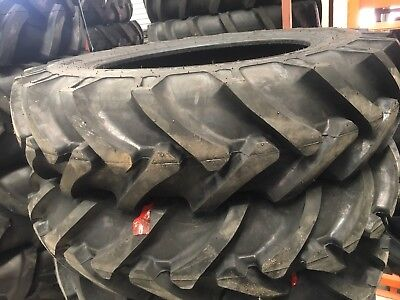 AU465 • Buy NEW TRACTOR TYRES 12.4-28  12.4x28 R1 Tractor Tread  12 Ply   FREIGHT