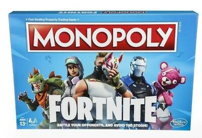 $29.99 • Buy Monopoly: Fortnite Edition Board Game