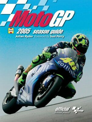 £7.99 • Buy Moto GP 2005 Preview By Ryder, Julian Paperback Book The Cheap Fast Free Post