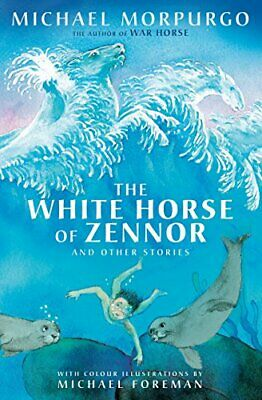 £3.29 • Buy The White Horse Of Zennor By Morpurgo, Michael Book The Cheap Fast Free Post