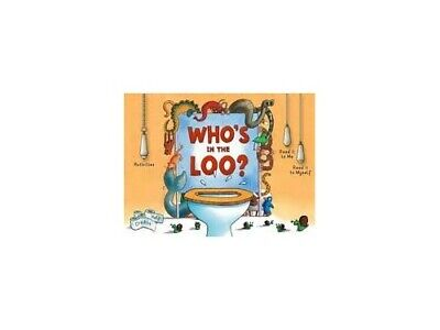 Who's In The Loo? (+CD) By Willis, Jeanne; Mixed Media Product Book The Cheap • 7.49£