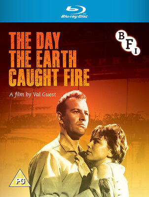 £9.27 • Buy The Day The Earth Caught Fire Blu-Ray (2014) Edward Judd, Guest (DIR) Cert PG