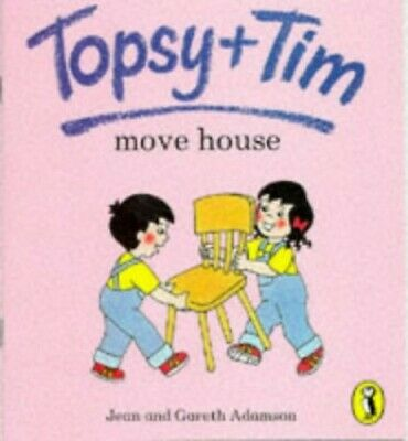 £8.49 • Buy Topsy + Tim Move House (Topsy & Tim Picture Puff... By Adamson, Gareth Paperback
