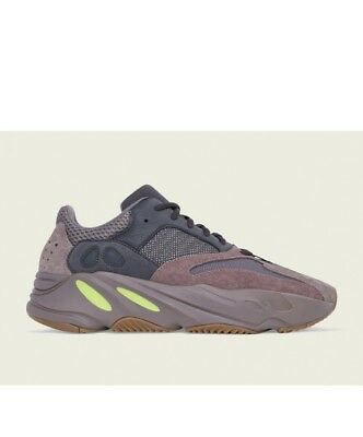 $ CDN586.52 • Buy Adidas Yeezy 700 Wave Runner Mauve EE9614 Size 8.5