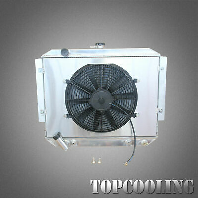 AU332 • Buy Aluminum Radiator + Fan Shroud For Mitsubishi NH NJ NL NK Pajero 3.0 Petrol AT