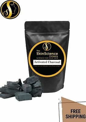 AU11.40 • Buy Activated Charcoal Powder Coconut DIY Face Mask Teeth Whitening
